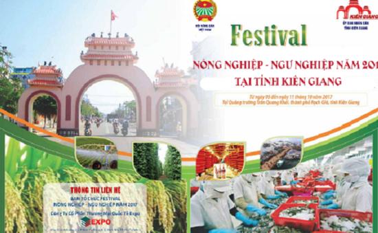 Festival Nông nghiệp - Ngư nghiệp tại Kiên Giang