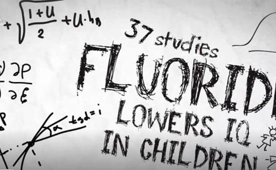 Chất flour có thể giảm chỉ số thông minh ở trẻ