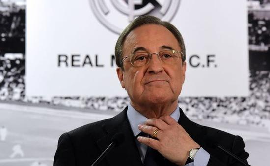 Chủ tịch Perez và hướng phát triển trong nhiệm kỳ mới cho Real Madrid