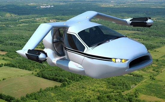Thử nghiệm ô tô bay bằng cánh quạt đầu tiên tại Nhật Bản