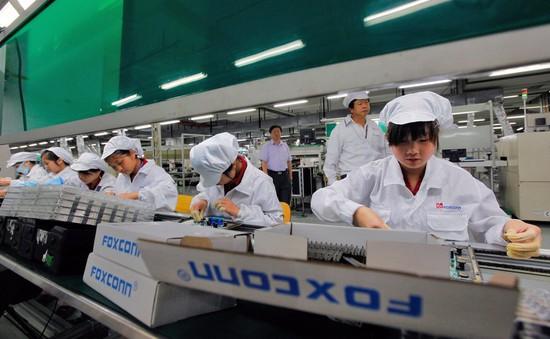 Foxconn xây nhà máy sản xuất màn hình phẳng tại Mỹ
