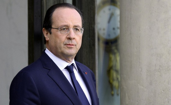Tổng thống Pháp công du châu Á