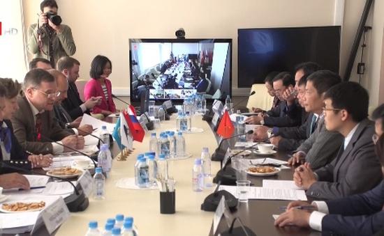 FTA Việt Nam - EAEU: Kim ngạch thương mại 2 chiều tăng