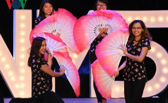 Vòng tay nước Mỹ thứ 5 - cầu nối thanh niên, sinh viên Việt Nam