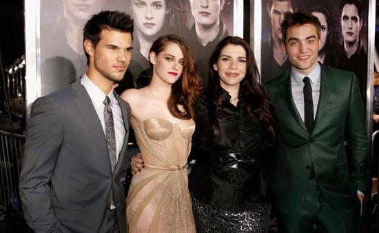 Tác giả Twilight đưa tác phẩm mới lên truyền hình