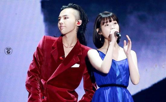 G-Dragon một lần nữa kết đôi cùng IU
