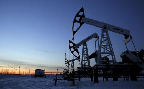 Giá dầu thế giới vẫn ở mức cao