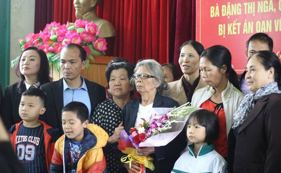 Tòa án nhân dân tỉnh Điện Biên công khai xin lỗi vụ án oan 28 năm