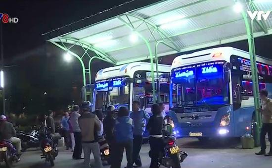 Gia Lai: Tăng lượng xe, bán vé sớm phục vụ người dân dịp Tết