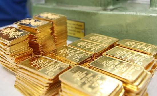 Giá vàng ngày 10/3 giảm mạnh