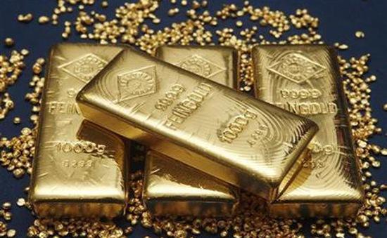 Giá vàng thế giới quay đầu giảm