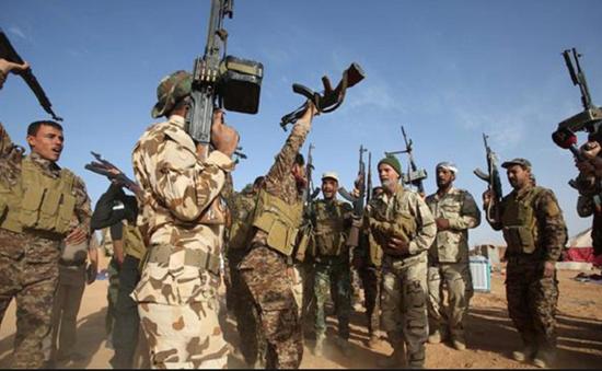 Các lực lượng Iraq giành lại thị trấn cuối cùng từ tay IS