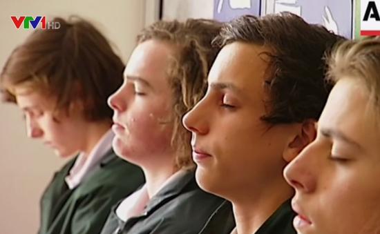 Australia trị liệu tâm lý ngay tại trường, giúp học sinh giảm căng thẳng