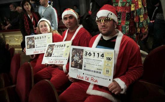 Người dân Tây Ban Nha sẽ chi 633 Euro/người dịp Giáng sinh