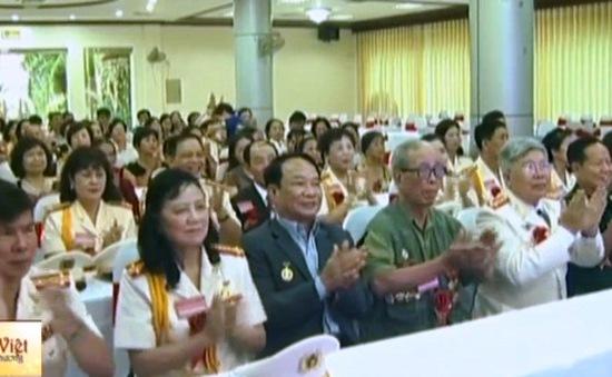 Đoàn cựu chiến binh Việt Nam và gia đình có công thăm LB Nga