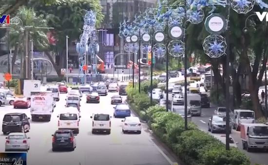 Lưu thông xe bus trong ASEAN