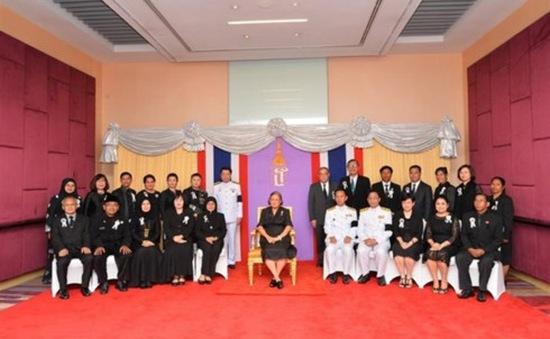 Giáo viên Việt Nam nhận giải thưởng của Công chúa Thái Lan