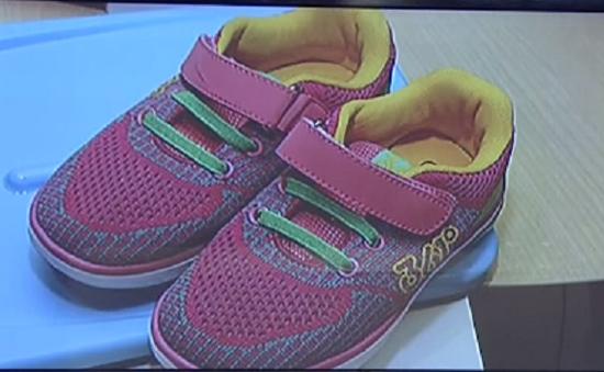 Trung Quốc phát kiến giày gắn cảm biến giúp quan sát trẻ em