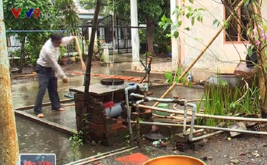 Hơn 90% mẫu nước giếng khoan tại TP.HCM không đạt chất lượng