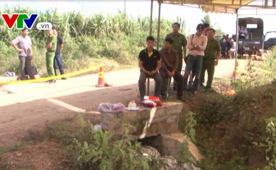 Đắk Lắk bắt đối tượng giết người, giấu xác dưới cống nước