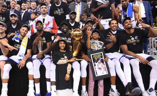 Sau chức vô địch, Golden State Warriors đối mặt với những cuộc chia tay