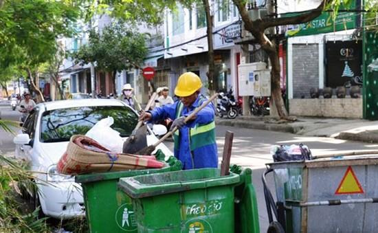 Bất cập thu gom vận chuyển rác ở nông thôn