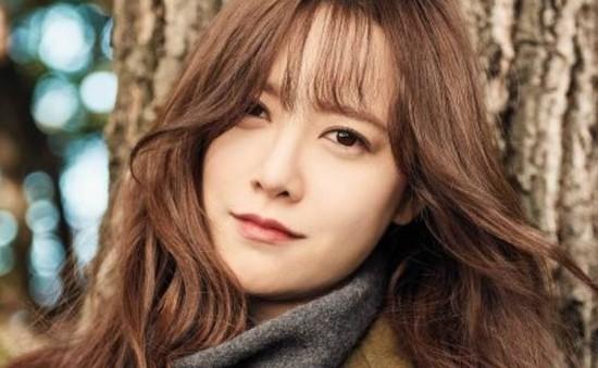 Goo Hye Sun xuất viện sau 1 tuần điều trị sốc phản vệ