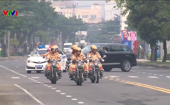 Đảm bảo an toàn giao thông phục vụ APEC 2017