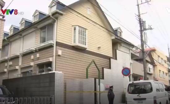 Cảnh sát Nhật Bản bắt nghi can giết 9 người