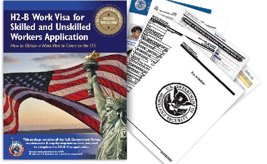 Mỹ cấp 15.000 visa cho lao động nước ngoài