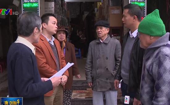 Hà Nội: Dự định chi 80 tỷ đồng làm đường nội khu, người dân bất bình