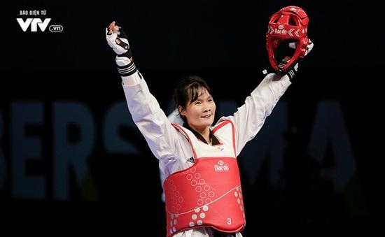 Võ sỹ Hà Thị Nguyên - Kỳ vọng tại Đại hội thể thao trong nhà và võ thuật châu Á 2017