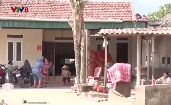 1 tuần sau bão số 10, nhiều hộ dân Hà Tĩnh vẫn chưa có điện, nước sinh hoạt
