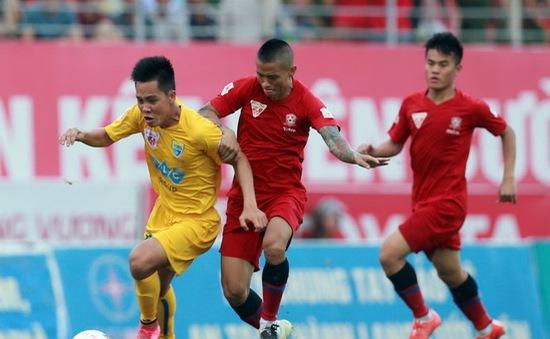 Lịch thi đấu và trực tiếp bóng đá vòng 9 VĐQG 2017: Hải Phòng vs FLC Thanh Hóa, HAGL vs Sanna Khánh Hòa