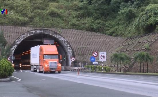 Hầm đường bộ Hải Vân đóng cửa 30 phút mỗi ngày từ 11/7