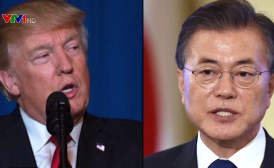 Mỹ - Hàn nhất trí tăng cường năng lực quân sự chung