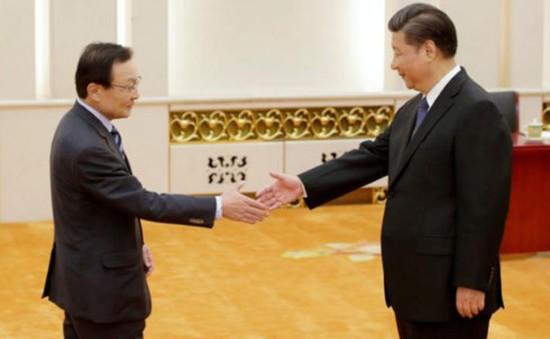 Trung Quốc sẵn sàng giải tỏa căng thẳng với Hàn Quốc