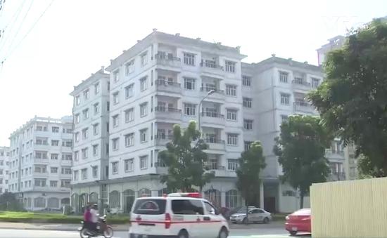 Handico 3 đề xuất phá bỏ 150 căn nhà tái định cư bỏ hoang