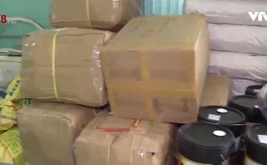 Buôn lậu và gian lận thương mại gia tăng tại TT-Huế