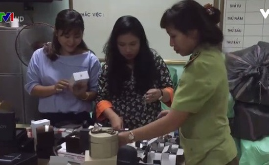 Hàng giả, hàng nhái gây ảnh hưởng tới sự phát triển của Việt Nam