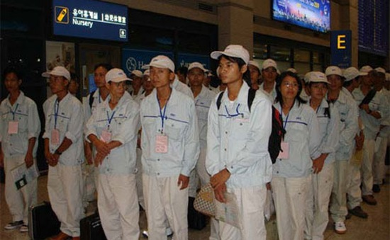 Hàn Quốc miễn, giảm xử phạt cho lao động nước ngoài bất hợp pháp