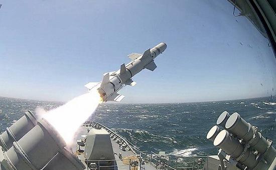 Mỹ đồng ý bán tên lửa Harpoon cho Thái Lan