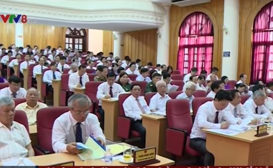 Khai mạc kỳ họp thứ 4 HĐND tỉnh Hà Tĩnh khóa XVII