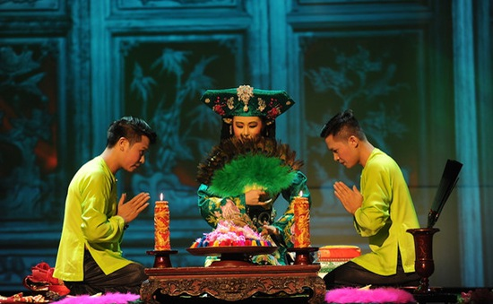 Tín ngưỡng thờ Mẫu Tam phủ