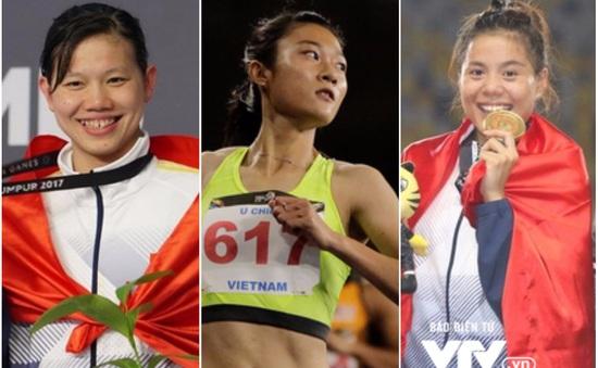 Điểm mặt chủ nhân 8 tấm HCV SEA Games 29 của Đoàn Thể thao Việt Nam ngày 22/8