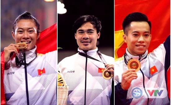 Điểm lại 12 tấm HCV của Đoàn Thể thao Việt Nam tại SEA Games 29 ngày 23/8