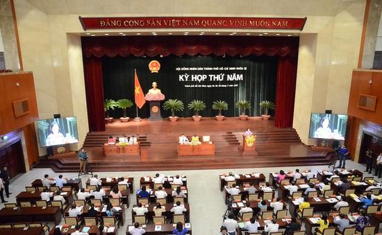Bế mạc kỳ họp thứ 5 HĐND TP.HCM khóa IX