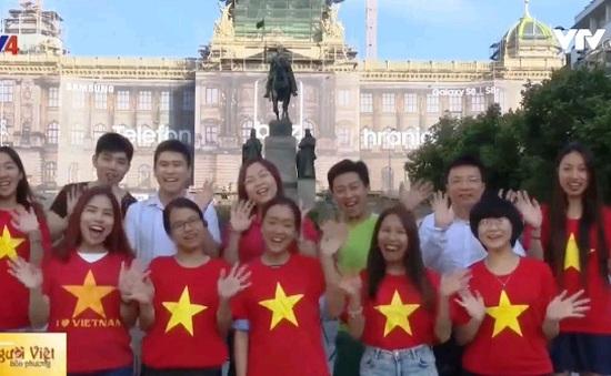 Trại hè thanh niên sinh viên Việt Nam toàn châu Âu tại CH Czech
