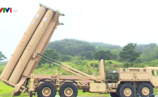 Hàn Quốc hoàn tất triển khai hệ thống THAAD đối phó Triều Tiên