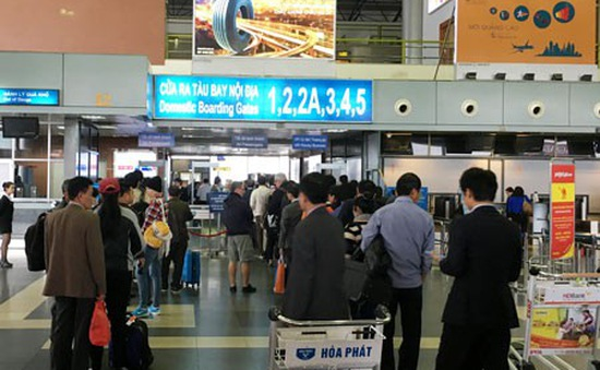 Thẻ Đảng viên, thẻ nhà báo sắp không được làm thủ tục lên máy bay